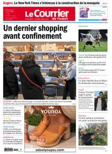 Le Courrier de l'Ouest Angers – 04 avril 2021