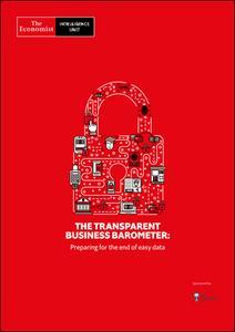 The Economist (Intelligence Unit) - The Transparent Business Barometer (2019)