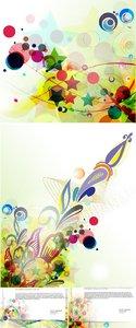 Swirl color design