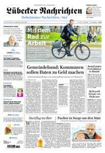 Lübecker Nachrichten Ostholstein Süd - 10. April 2018