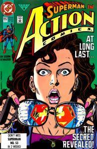 Action Comics 662 1991-02 hybrid 40799