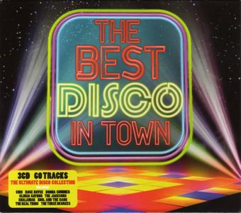 Various Artists - The Best Disco In Town (2007)