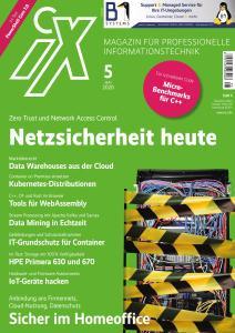 iX Magazin - Mai 2020