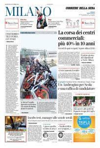 Corriere della Sera Milano - 17 Ottobre 2017