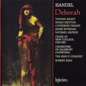 Handel - Deborah (Robert King)