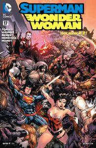 Superman-Wonder Woman 017 2015 2 covers digital