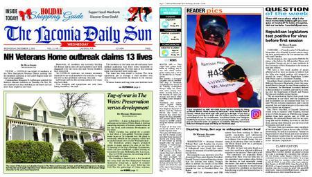 The Laconia Daily Sun – December 02, 2020
