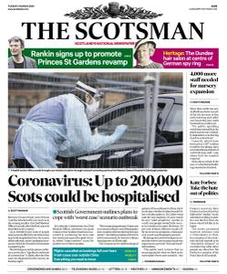 The Scotsman - 3 March 2020