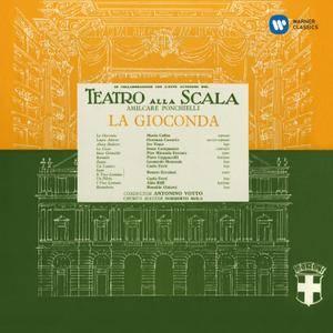 Maria Callas - Ponchielli: La Gioconda (1960/2014) [Official Digital Download 24-bit/96 kHz]