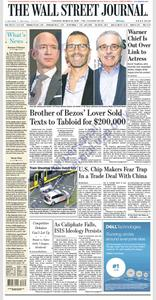 The Wall Street Journal – 19 March 2019