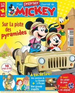 Mon Premier Journal de Mickey – avril 2019