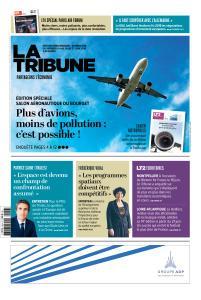 La Tribune - 14 Juin 2019