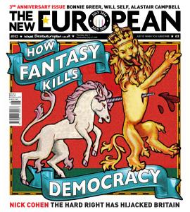 The New European – 11 July 2019