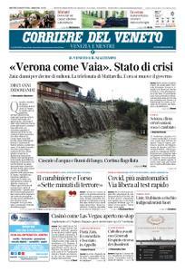 Corriere del Veneto Venezia e Mestre – 25 agosto 2020