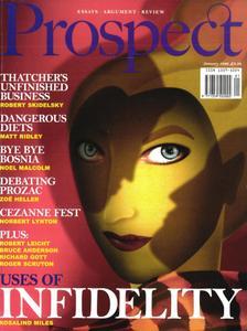 Prospect Magazine - January 1996