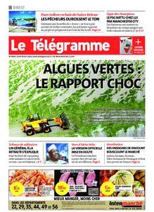 Le Télégramme Brest – 29 avril 2021