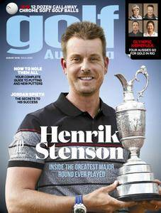 Golf Australia - August 2016