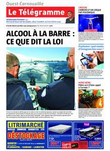 Le Télégramme Ouest Cornouaille – 06 août 2019