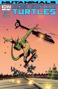 Teenage Mutant Ninja Turtles - Mutanimals 03 of 04 2015 Digital