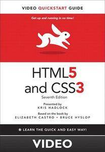 HTML5 and CSS3: Video QuickStart Guide [repost]