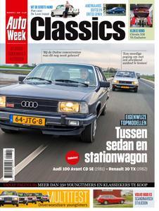 AutoWeek Classics Netherlands - Maart 2020