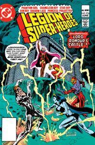 Legion of Super-Heroes 276 digital LP