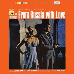 John Barry - From Russia With Love (1963/2015) [Official Digital Download 24-bit/96 kHz]
