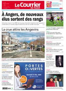 Le Courrier de l'Ouest Angers – 08 février 2021
