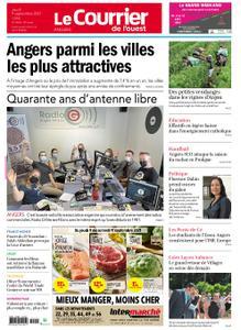 Le Courrier de l'Ouest Angers – 09 septembre 2021