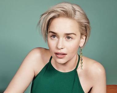 Emilia Clarke by Craig McDean for Vanity Fair