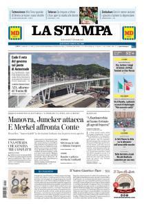La Stampa Imperia e Sanremo - 17 Ottobre 2018