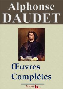 """Alphonse Daudet, """"Oeuvres complètes"""""""