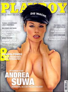 Playboy Germany - Juli 2005