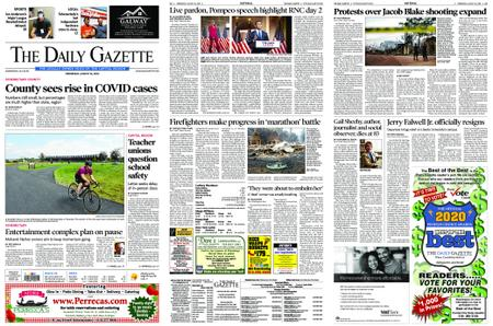 The Daily Gazette – August 26, 2020
