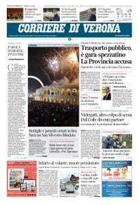 Corriere di Verona - 30 Dicembre 2017