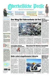 Oberhessische Presse Marburg/Ostkreis - 28. Februar 2018