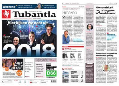 Tubantia - Hengelo – 30 december 2017