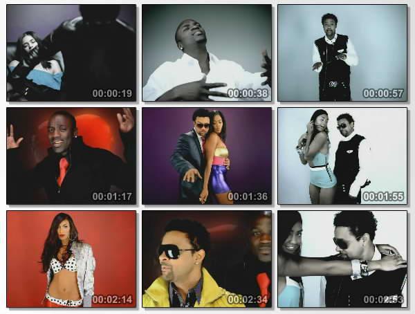 Shaggy ft. Akon - What's Love (2008) DVD-Rip