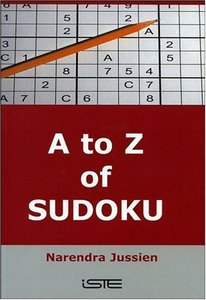 A to Z of Sudoku (repost)