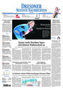 Dresdner Neueste Nachrichten - 20. November 2017