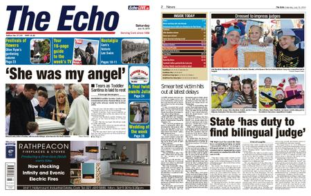 Evening Echo – July 13, 2019