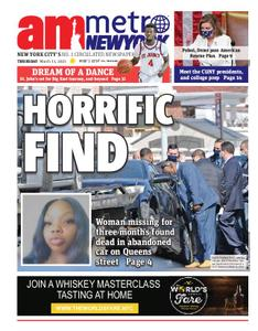 AM New York - March 11, 2021