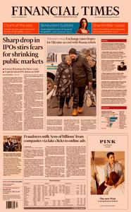 Financial Times UK – 30 December 2019