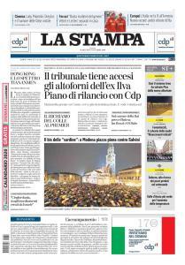 La Stampa Torino Provincia e Canavese - 19 Novembre 2019