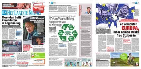 Het Laatste Nieuws Ring-Brussel – 23 mei 2019