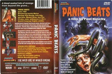 Panic Beats (1983) Latidos de pánico [Mondo Macabro]