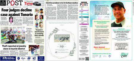The Guam Daily Post – September 26, 2018
