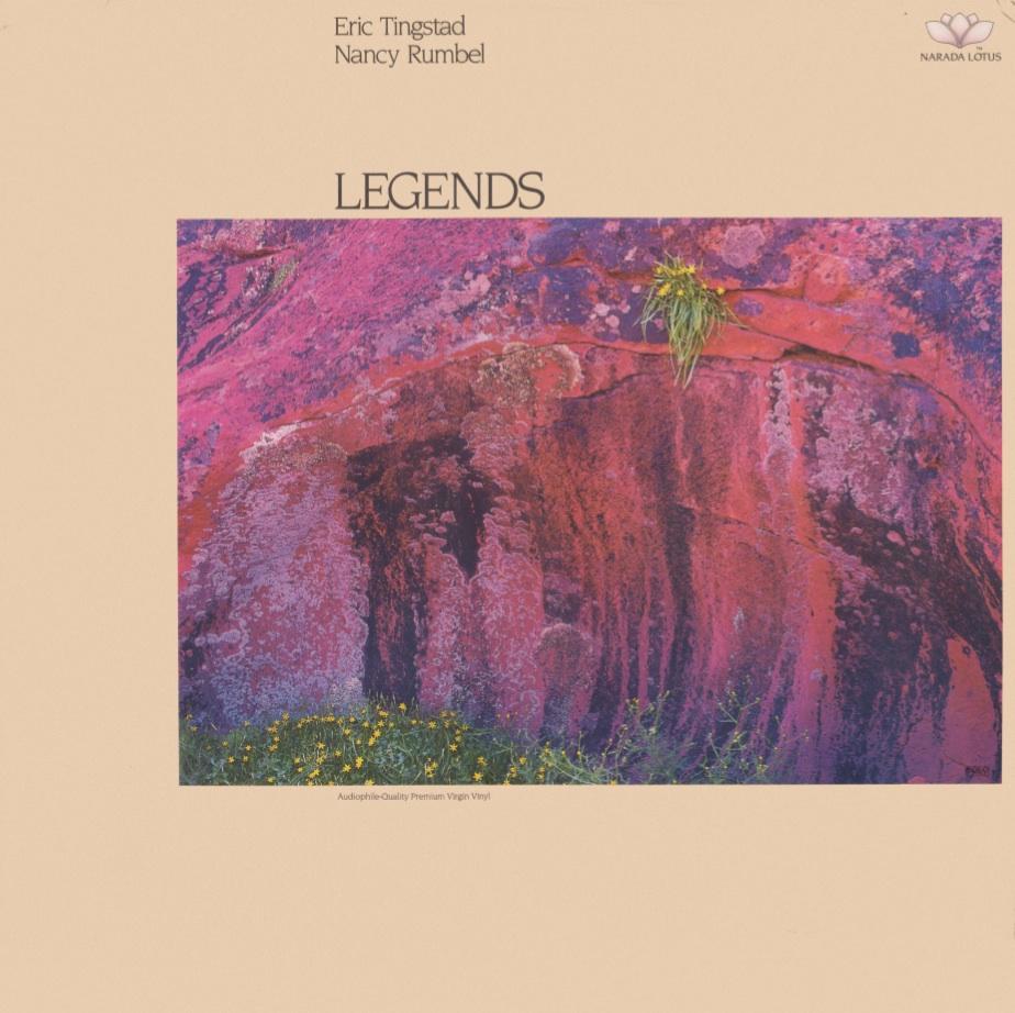 Eric Tingstad-Nancy Rumbel - Legends (1988) Narada Lotus/N-61022 - US 1st Pressing - LP/FLAC In 24bit/96kHz