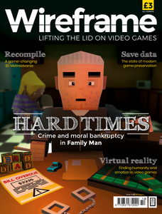 Wireframe - Issue 14, 2019