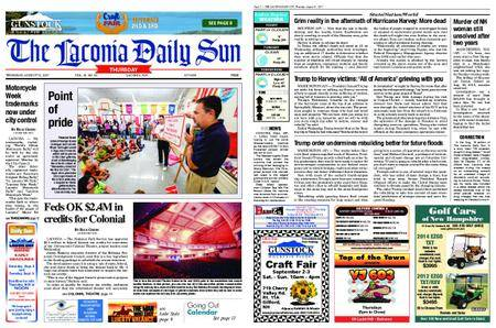 The Laconia Daily Sun – August 31, 2017